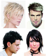 We offer hair & beauty for both men and women